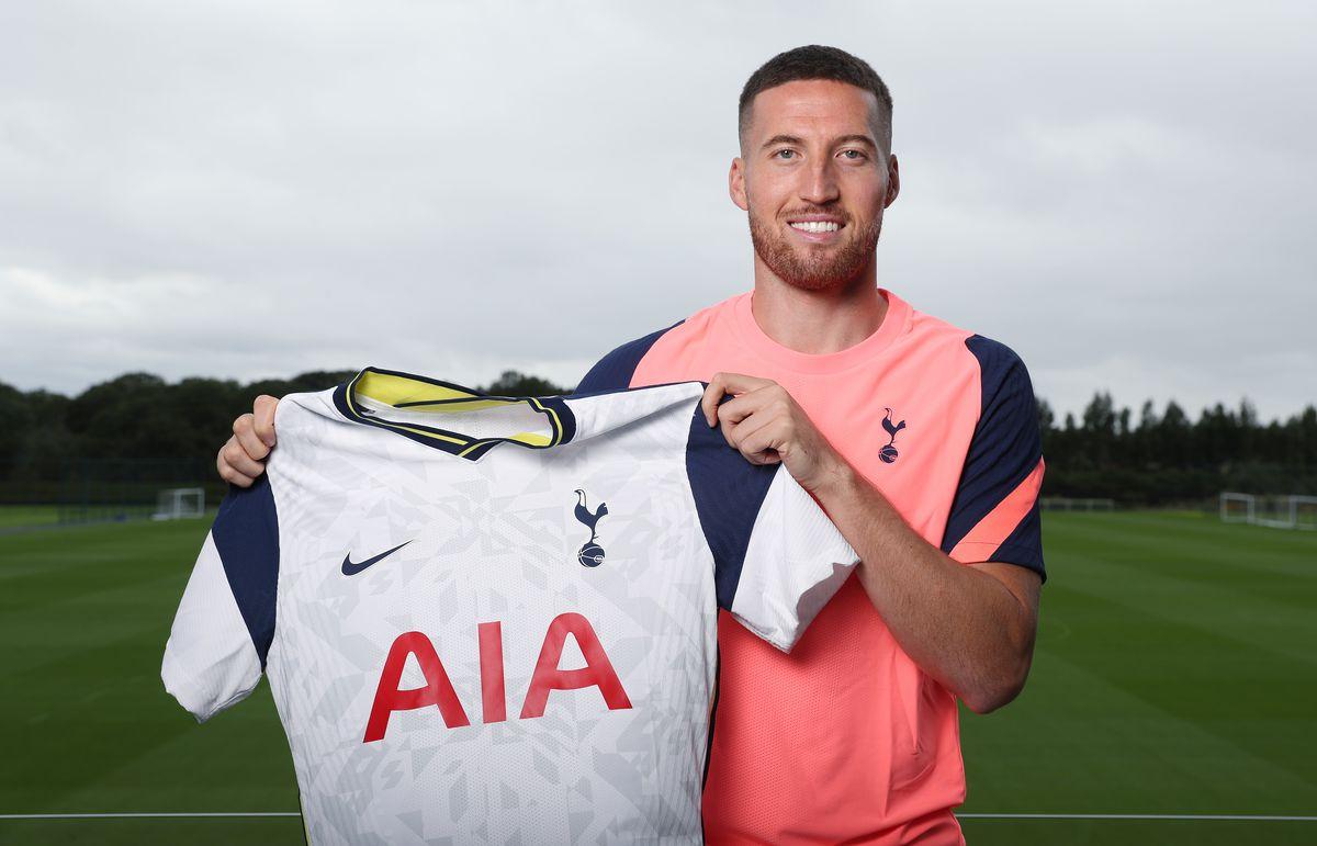 Tottenham Hotspur Unveil New Signing Matt Doherty