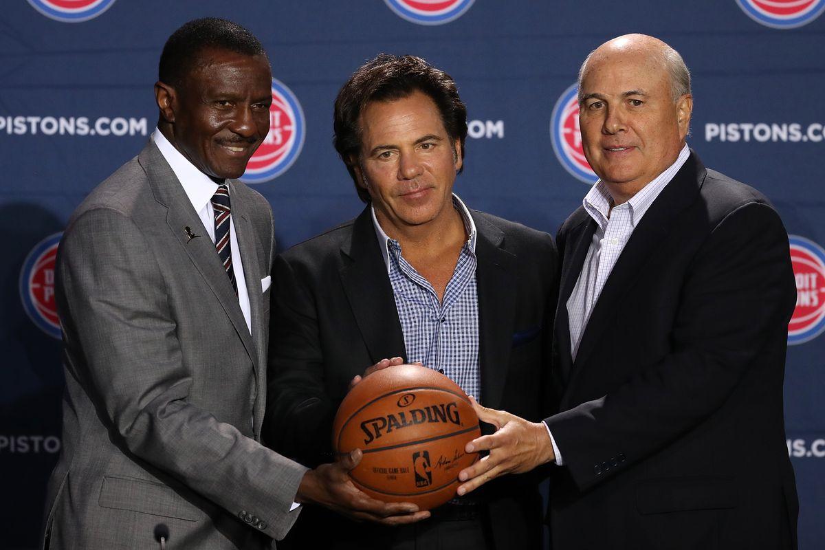 Detroit Pistons Introduce Dwane Casey
