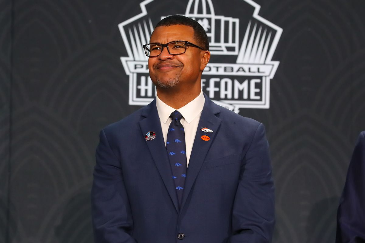 Steve Atwater shares his thoughts on being voted into the Pro Football Hall of Fame