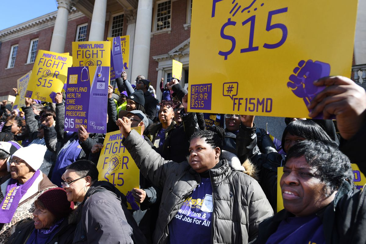 Maryland minimum wage: State passes $15 minimum wage bill - Vox