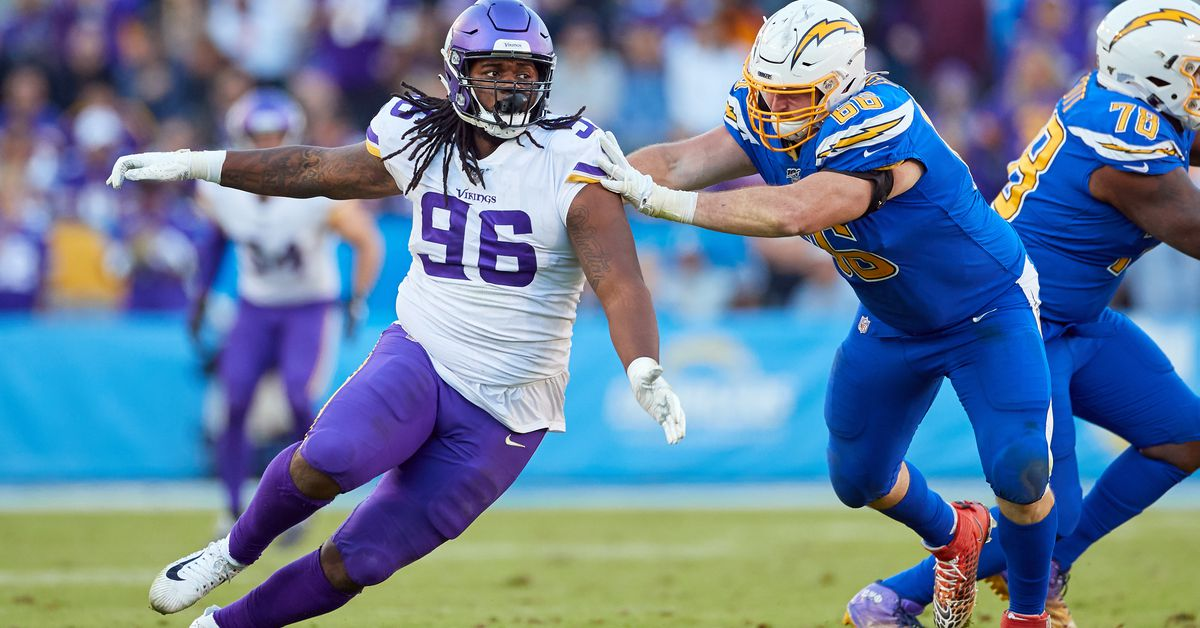 Vikings Next Man Up:  DT Armon Watts