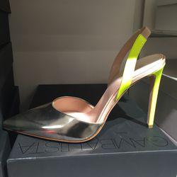 Giambattista Valli heels (also available in pink), $131.60 (were $820)
