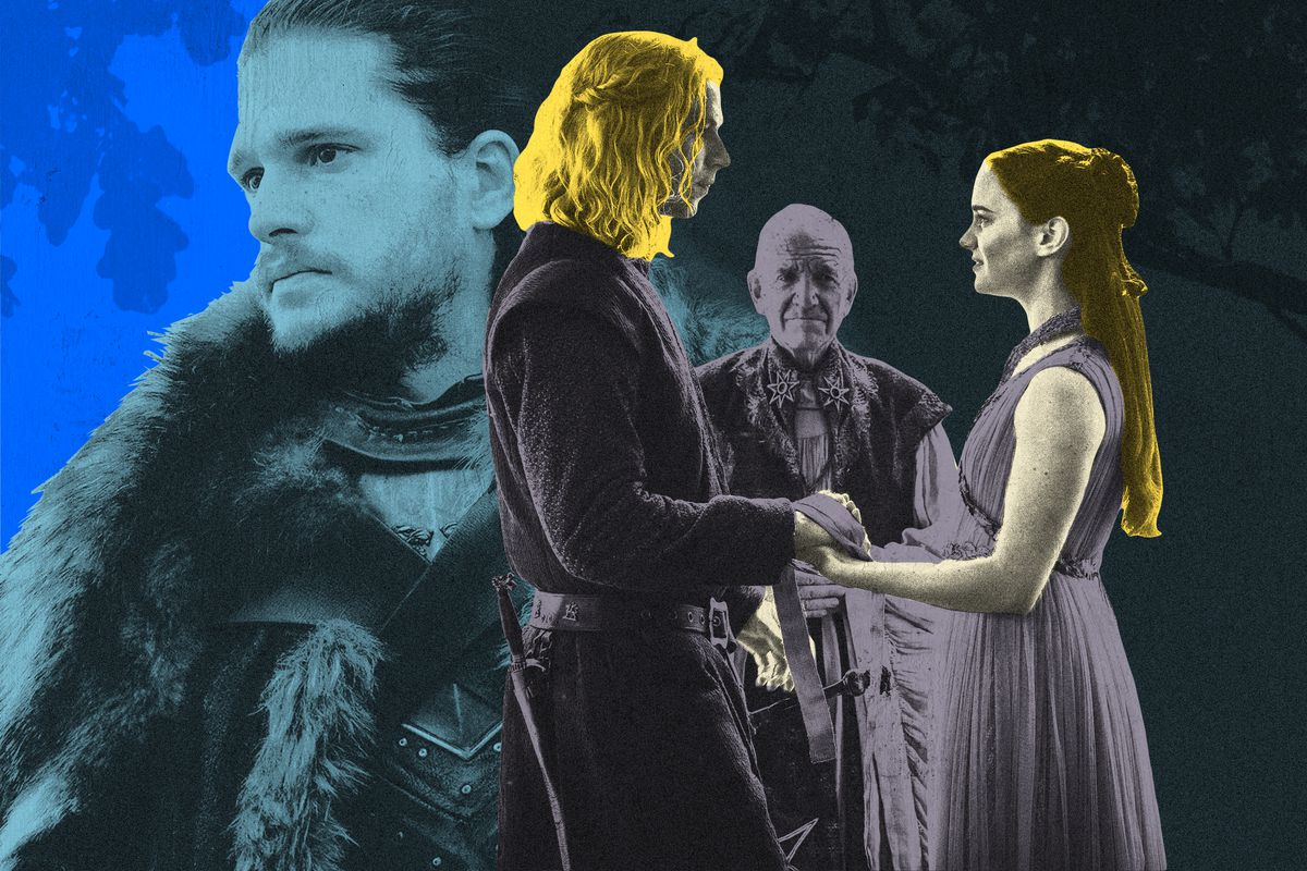 Ask the Maester: Why Is Jon the Heir to the Iron Throne ...