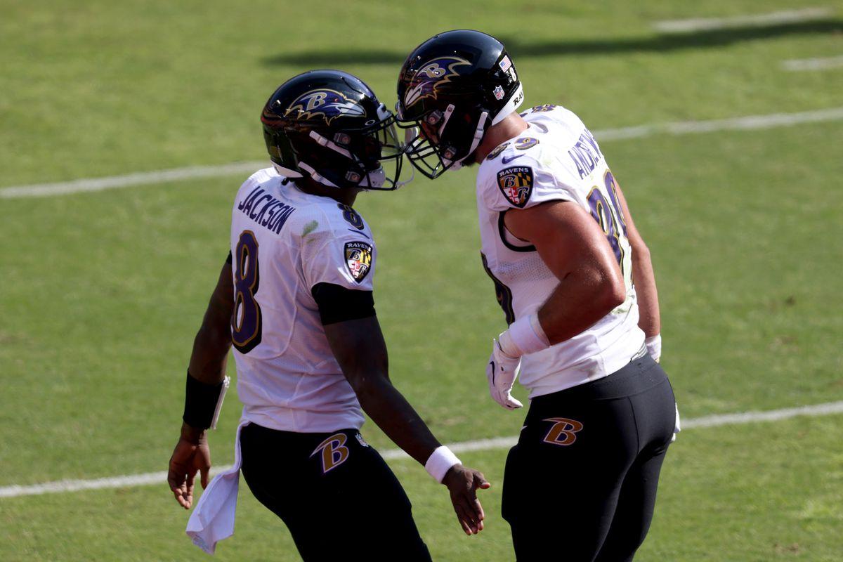Baltimore Ravens v Washington Football Team