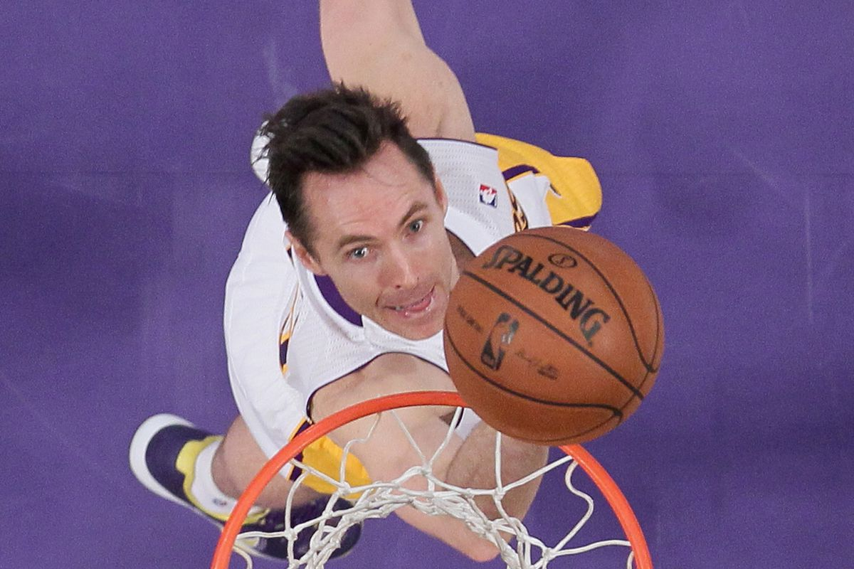 Steve Nash is back for the Play Offs but how effective can he really be now ...