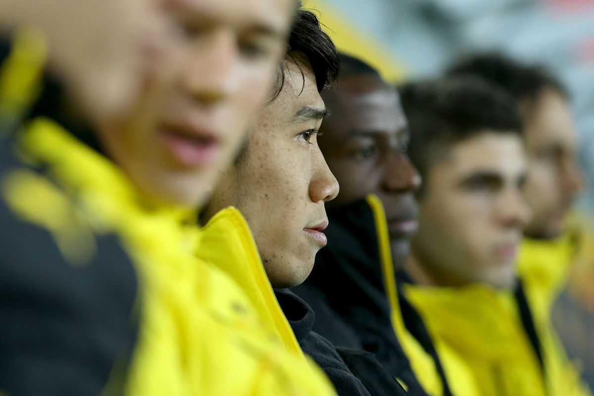 Which faces will soon be changing on the Dortmund bench?