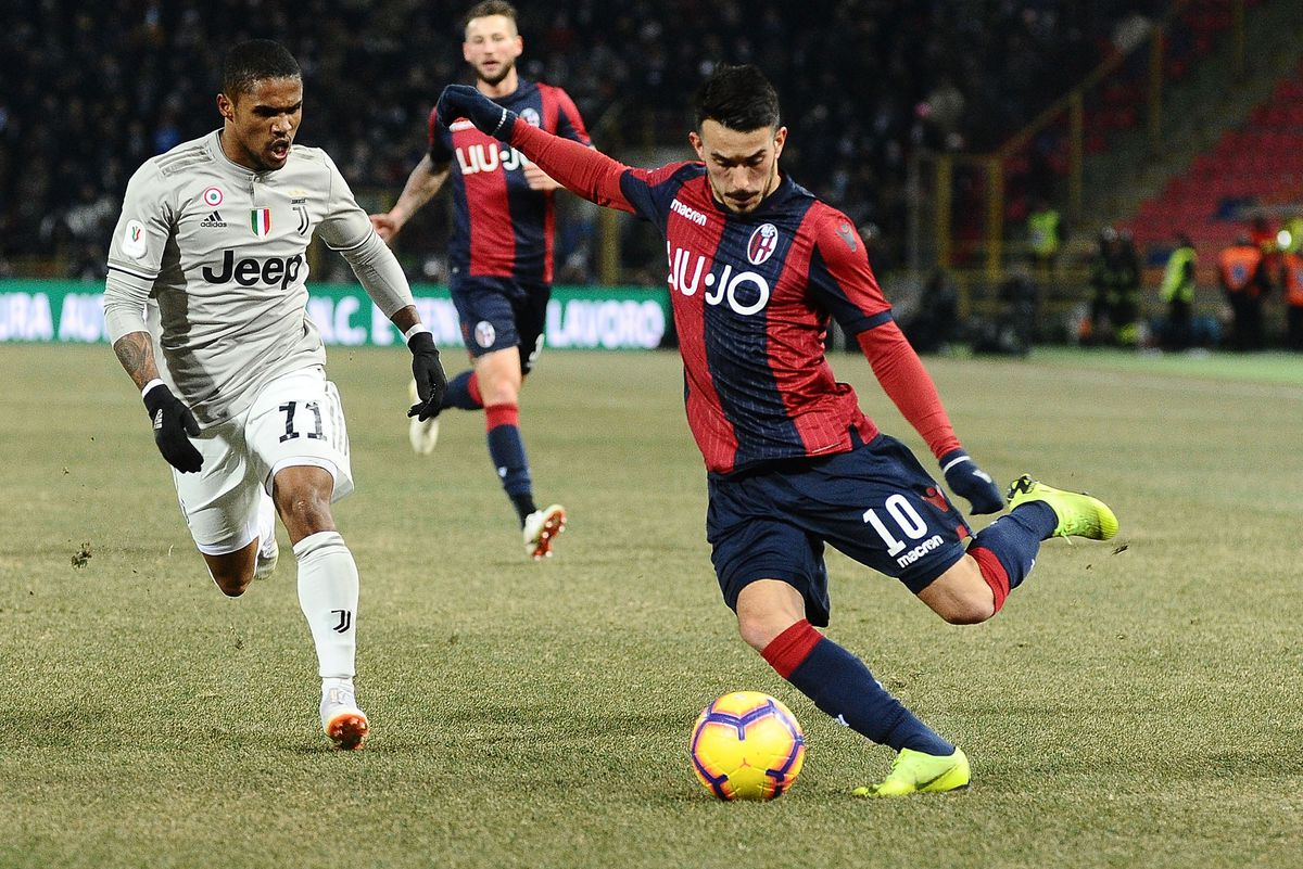 Bologna FC v Juventus - Coppa Italia