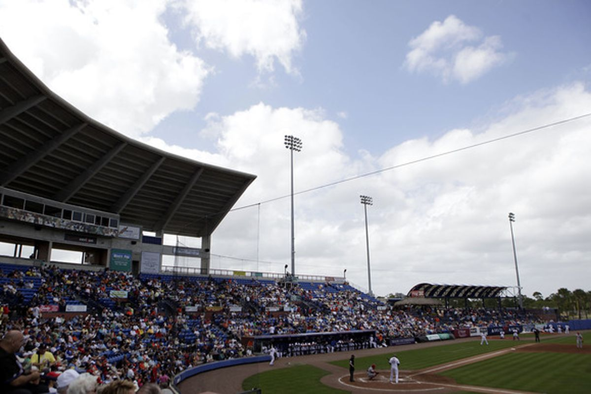 St. Lucie makes us all happy.