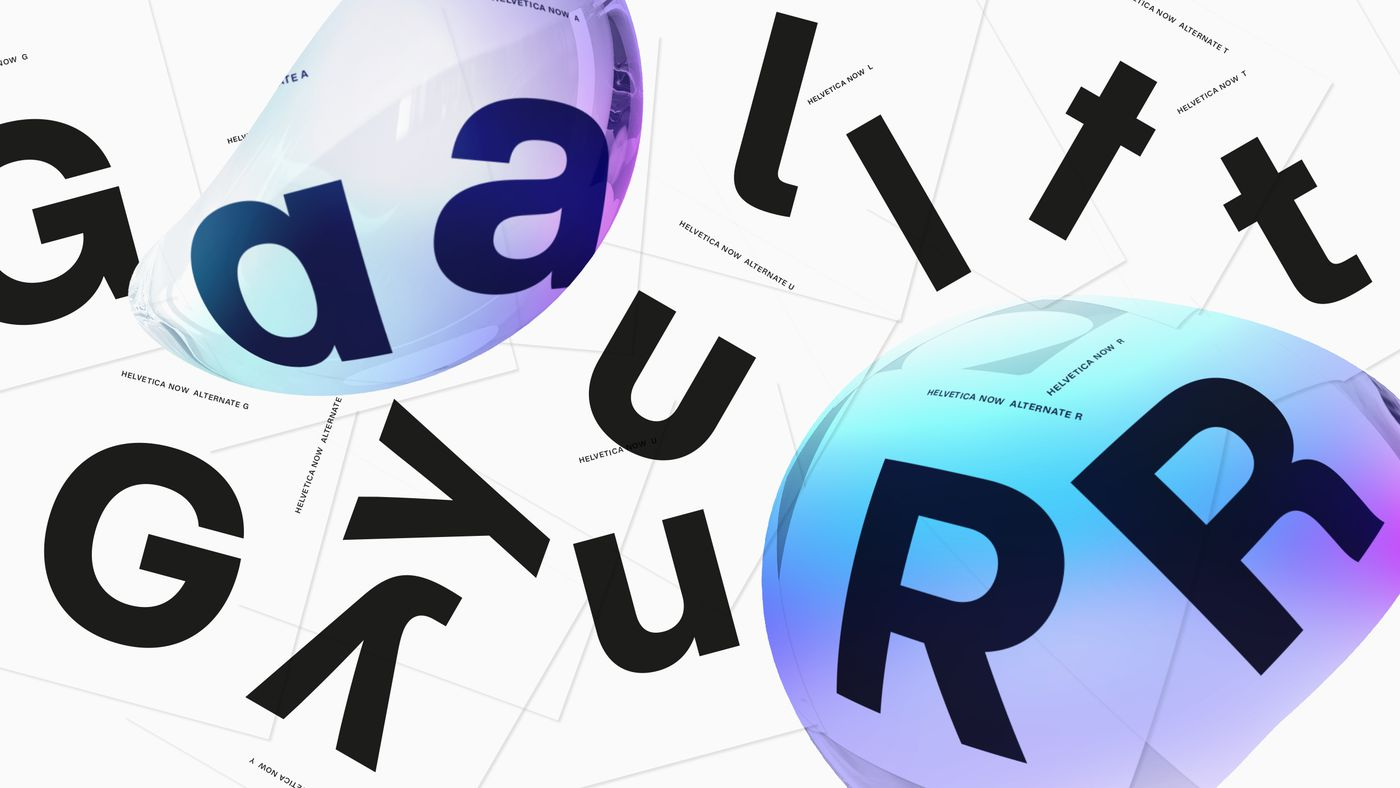 Behind the process of Helvetica's 21-century facelift - The