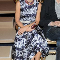Anna Wintour attends the Salvatore Ferragamo Spring/Summer 2012 fashion show as part Milan Womenswear Fashion Week on September 25, 2011 in Milan, Italy