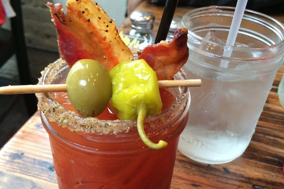 Frank's Bloody Mary