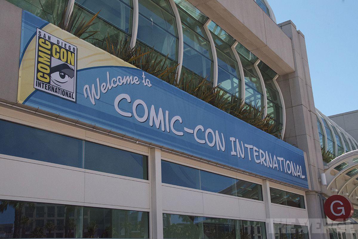 San Diego Comic-Con (STOCK)