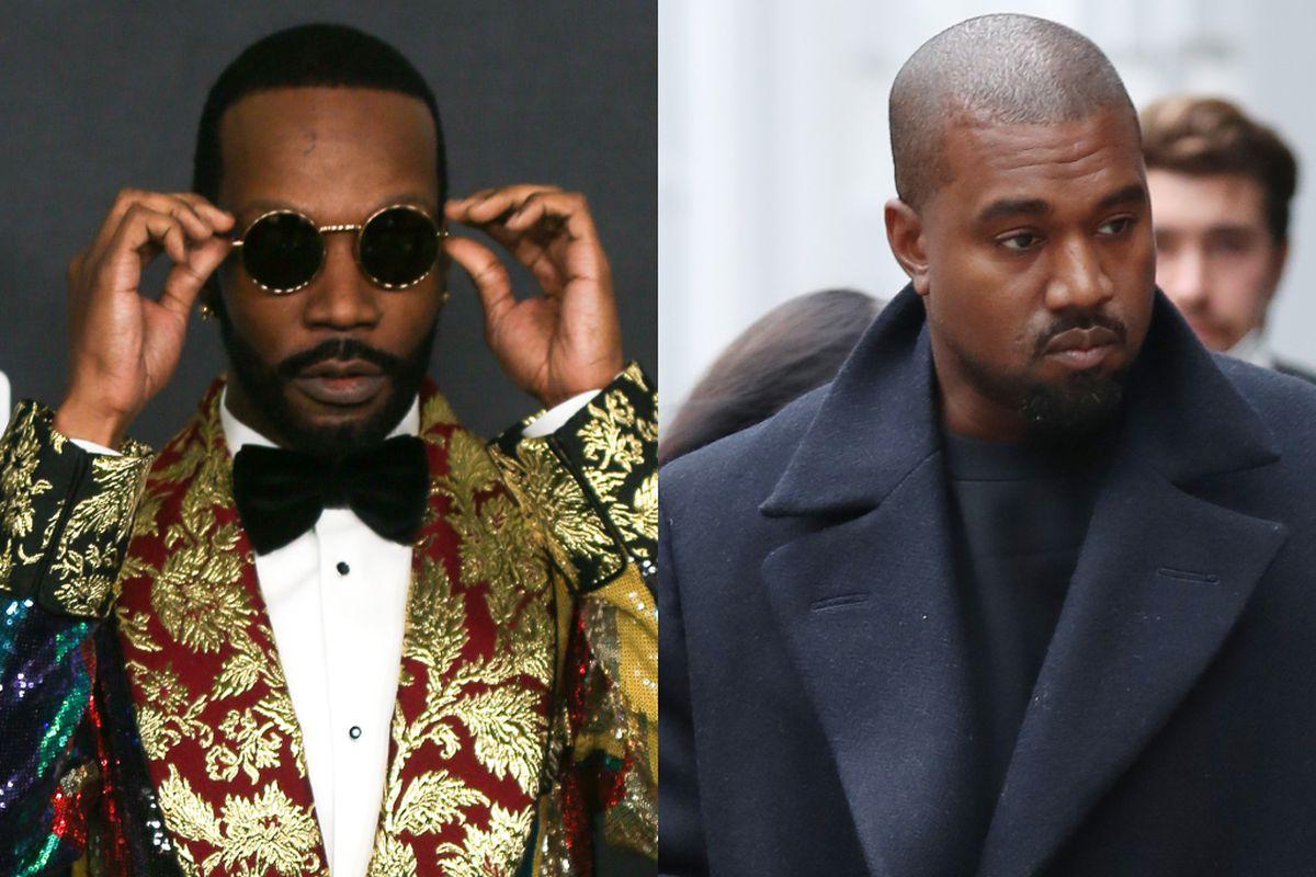 Juicy J, Kanye West