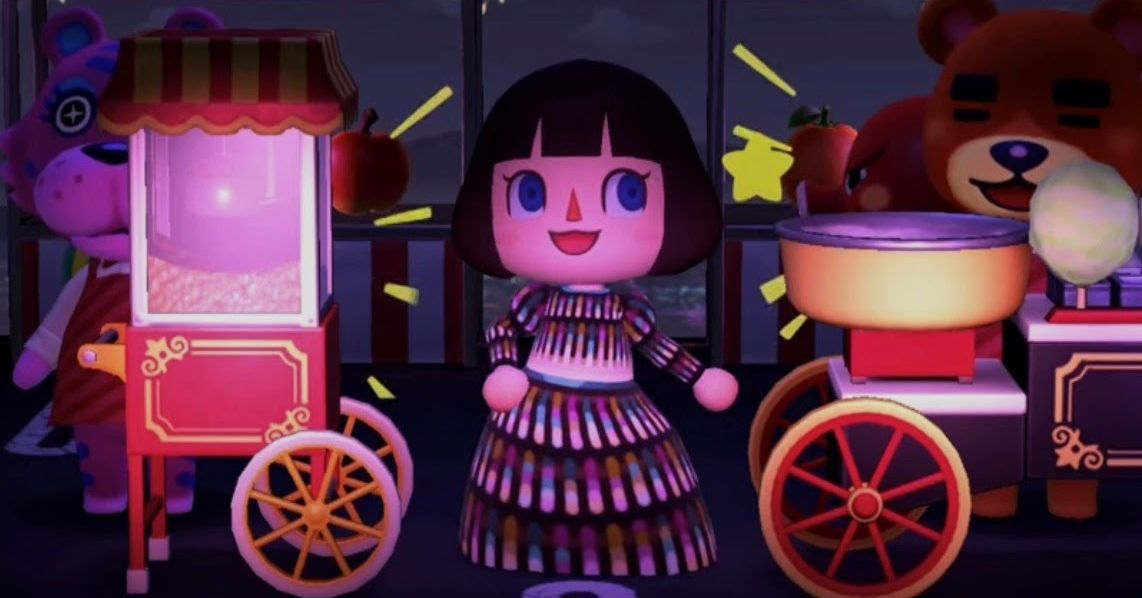 This music video was shot entirely in Animal Crossing, and it's great thumbnail
