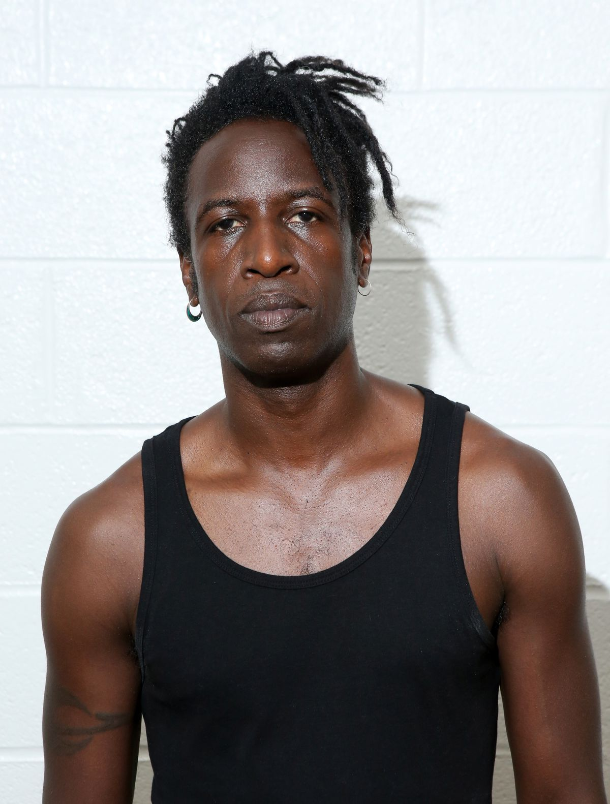 Actor and musician Saul Williams