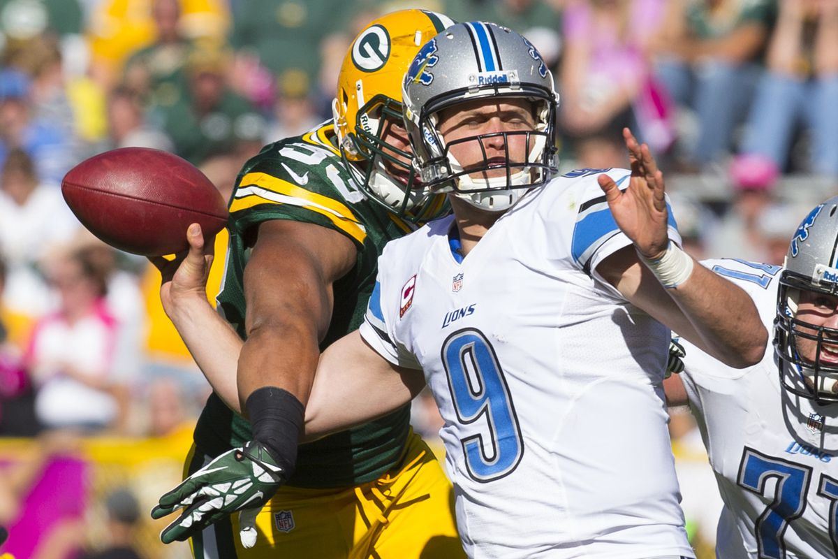 Nick Perry is one of the Packers who returned to practice on Tuesday.
