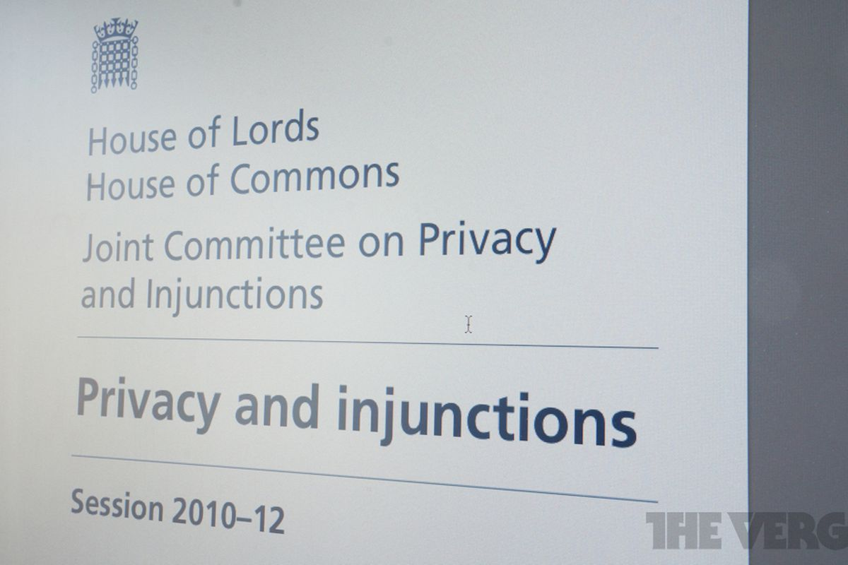 UK parliament wants to force Google to filter search results