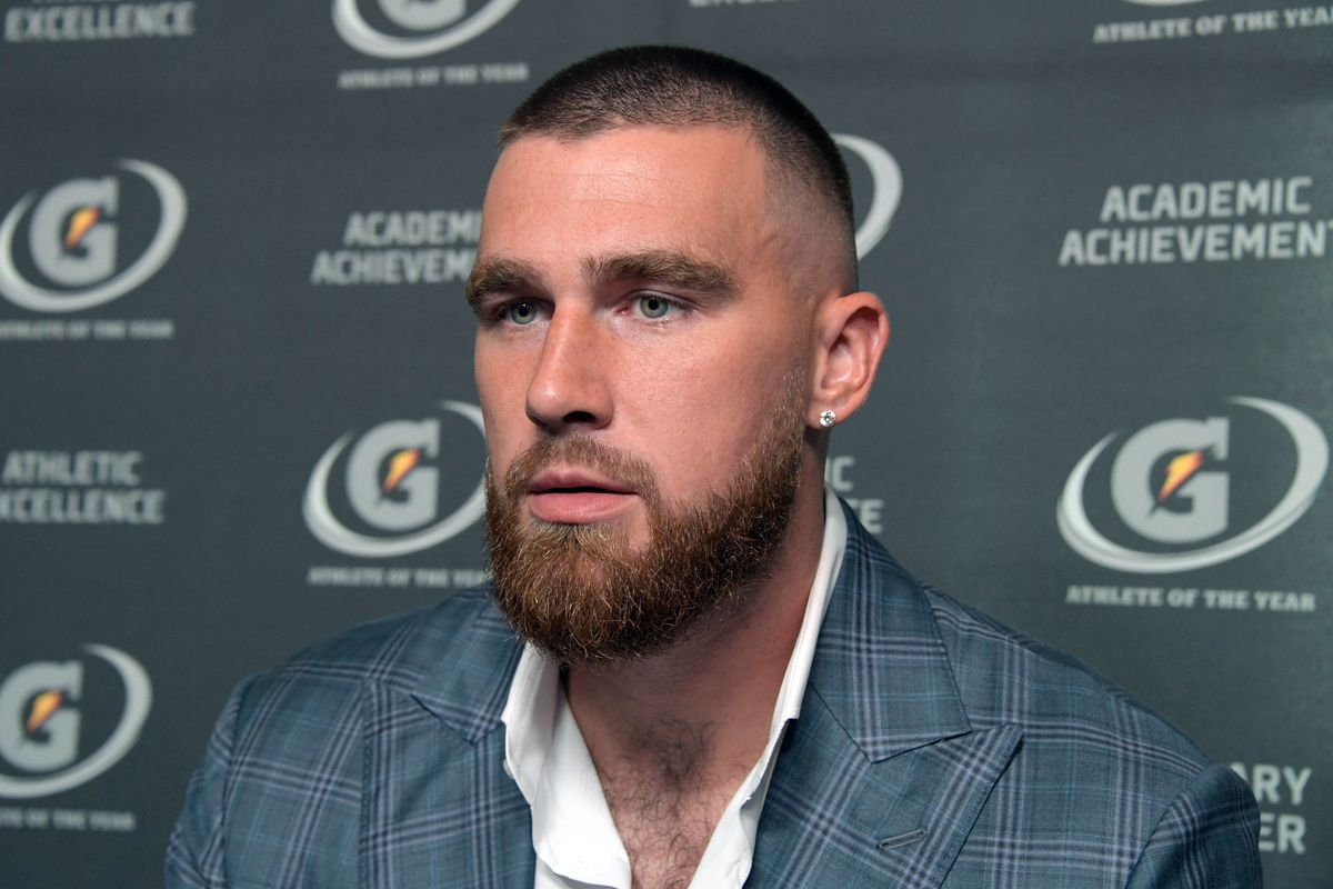 Kansas City Chiefs Tight End Travis Kelce Knows Only One Way To Play