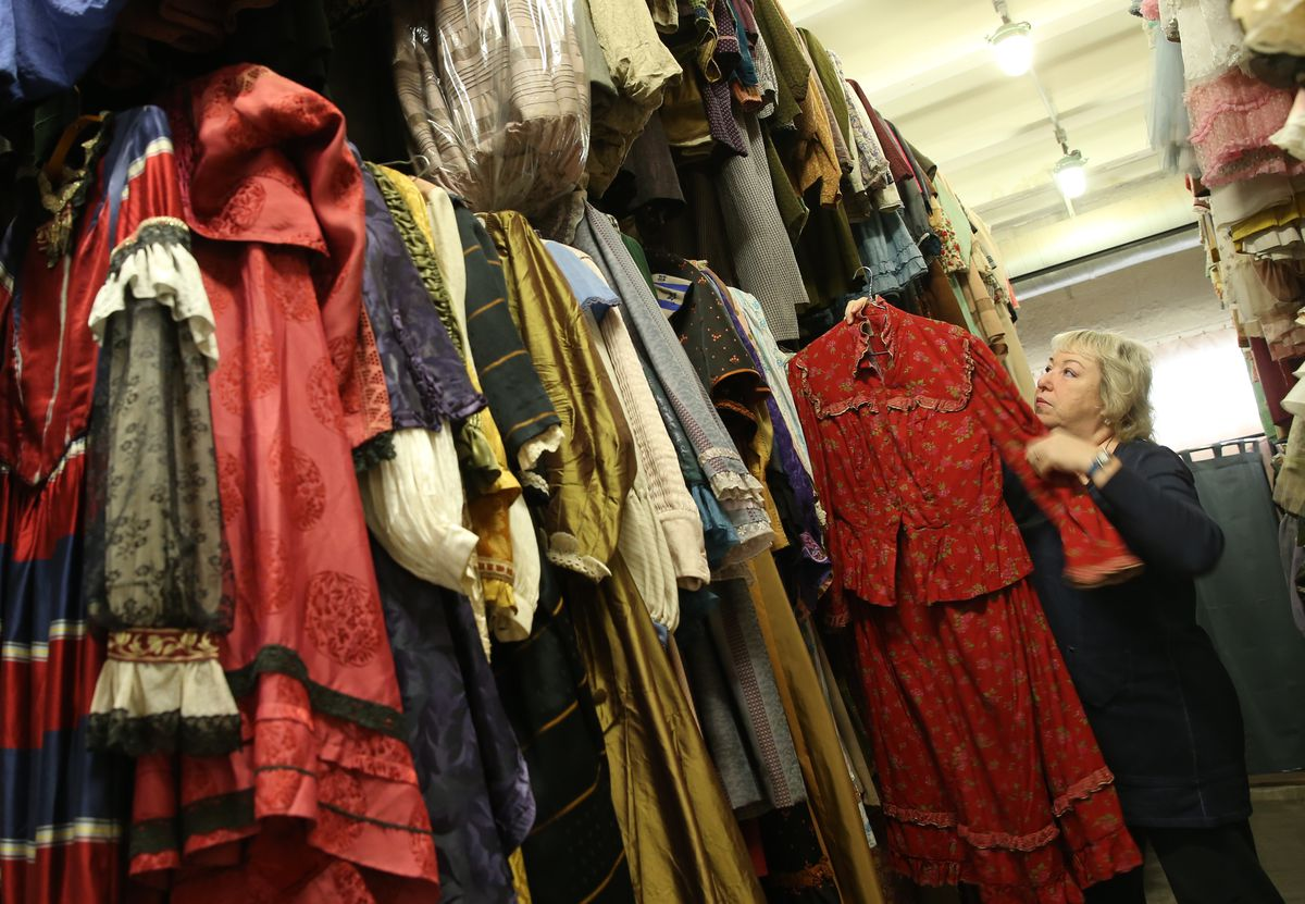The Afterlife Of Movie Wardrobes Racked