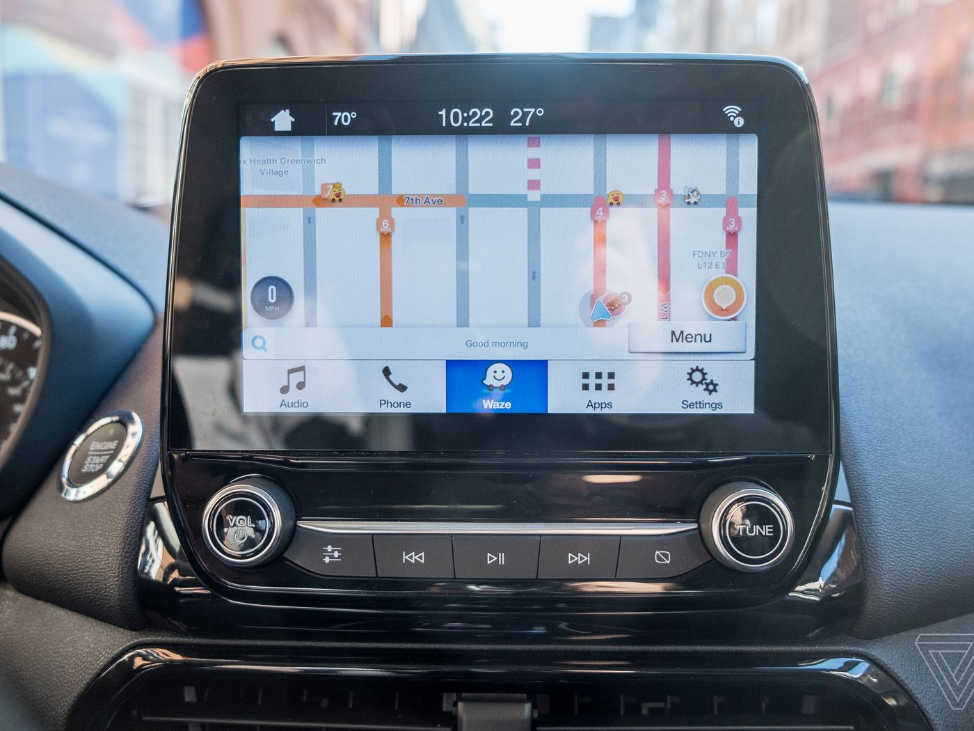Ford Sync Iphone >> Alexa And Waze Add Depth To Ford S Improving Sync