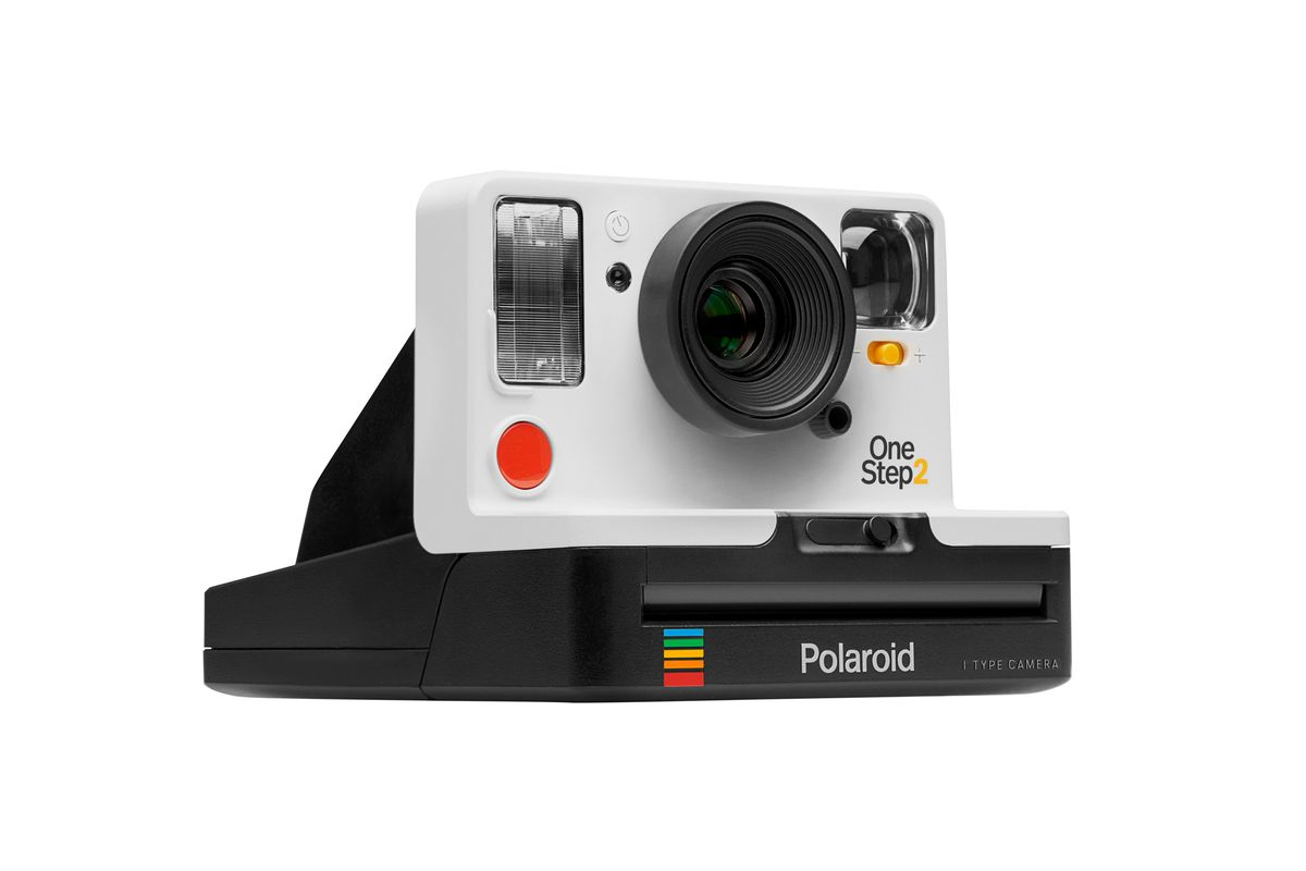 Polaroid Brings Back Its Original OneStep Camera