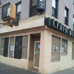 """The former Lyric Diner in Gramercy, to become a Greek restaurant called Taverna. [<a href=""""http://www.pcvstbee.com/2012/12/greek-taverna-to-open-in-lyric-diner.html"""">pcvstBee</a>]"""