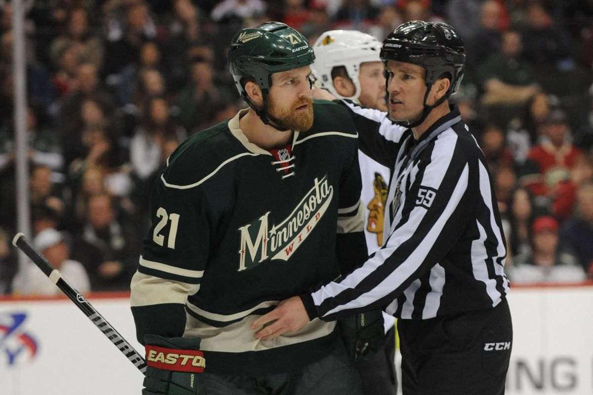 Kyle Brodziak could be on the move. But would the Wild really be better off without him?