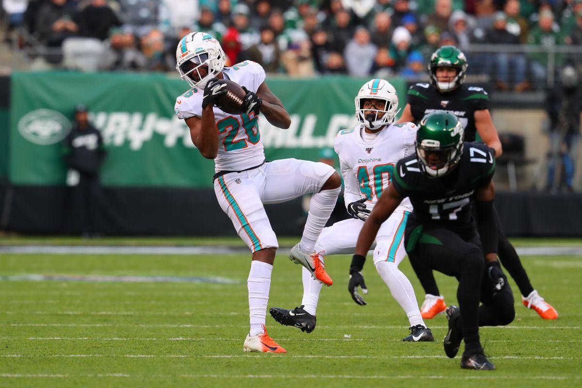 NFL: DEC 08 Dolphins at Jets