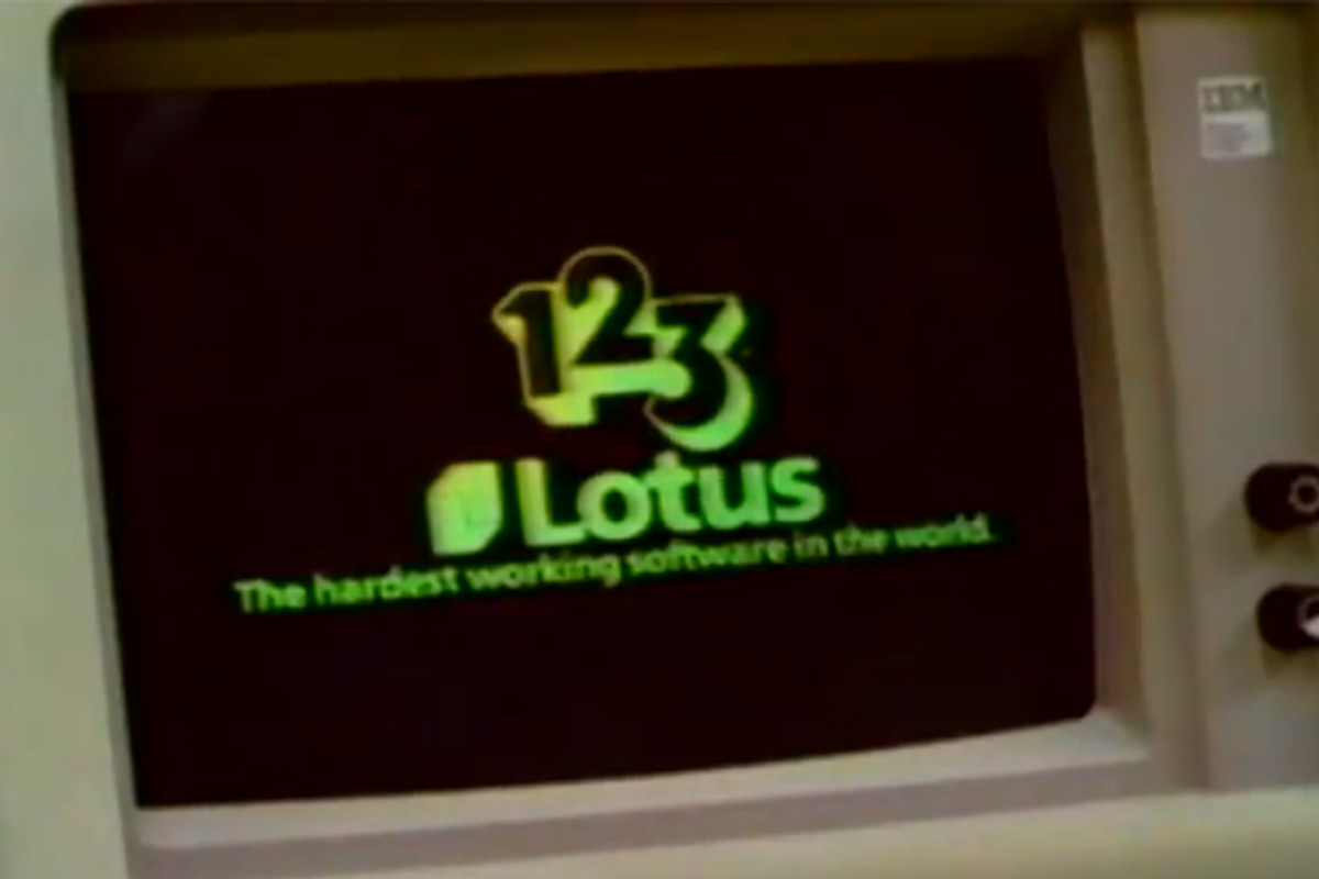 30 Years Ago Lotus 1 2 3 Made Office Software Awesome