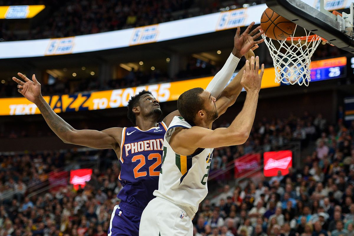 The best- and worst-case scenarios for Deandre Ayton defense in 2019-20