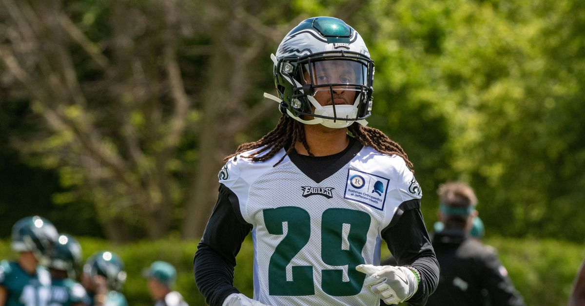 How the heck is the Eagles' cornerback position going to play out?