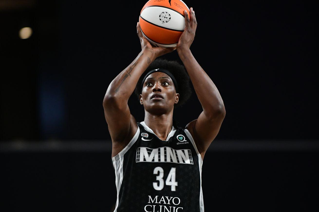 Minnesota Lynx v Atlanta Dream