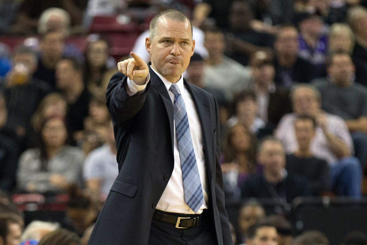 Former Warriors coach Michael Malone makes his return to Oracle Arena tonight.
