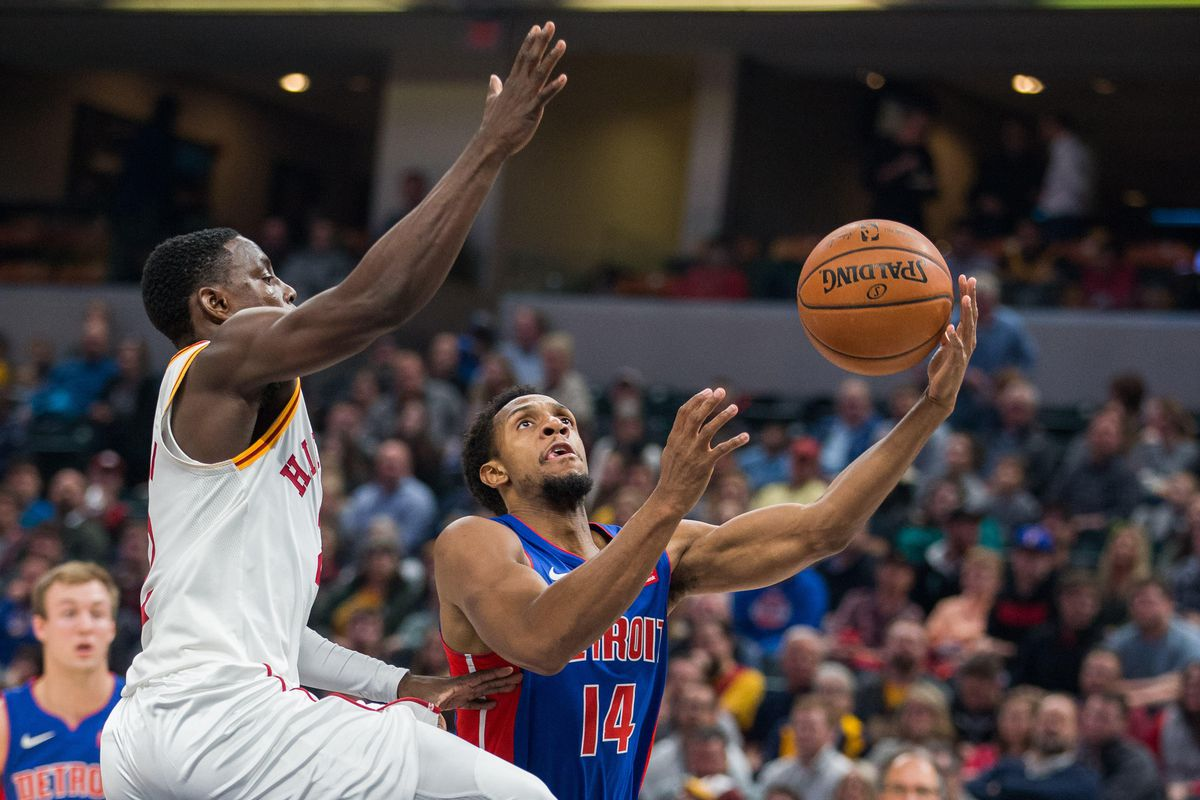 NBA: Detroit Pistons at Indiana Pacers