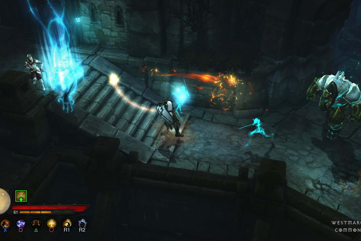 Diablo 3 for PS4 has exclusive features not available on PC