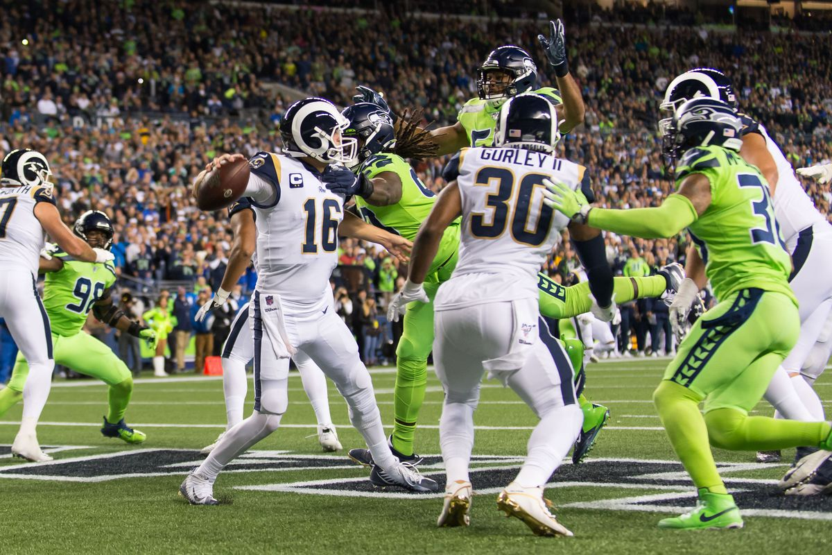 Seattle Seahawks Los Angeles Rams 3 Key Matchups To Watch