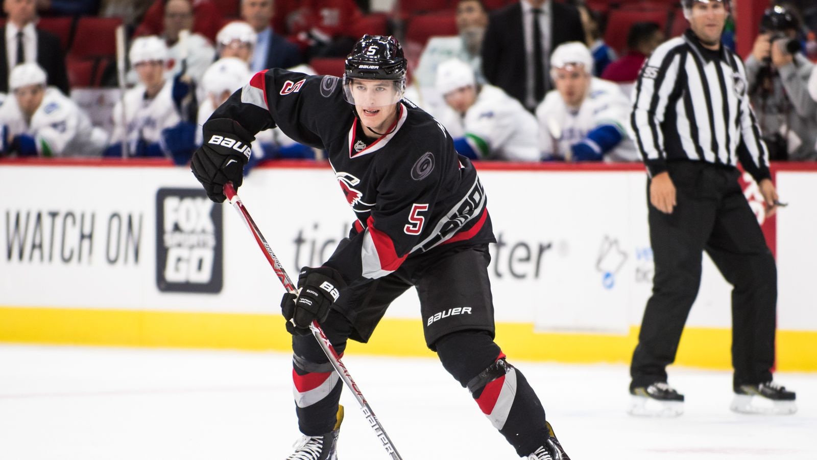 5cd944b3a About Last Season: Noah Hanifin Performance Review and Grade - Canes Country
