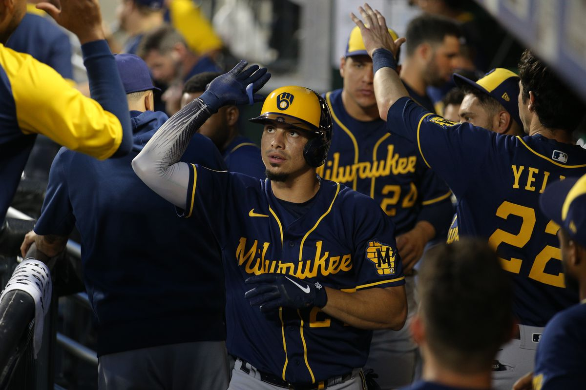 MLB: Game Two-Milwaukee Brewers at New York Mets