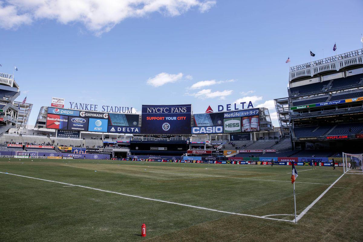 MLS: D.C. United at New York City FC