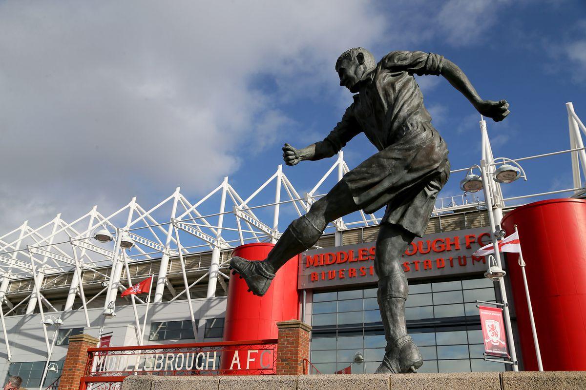 Middlesbrough v Cardiff City - Sky Bet Championship - Riverside Stadium