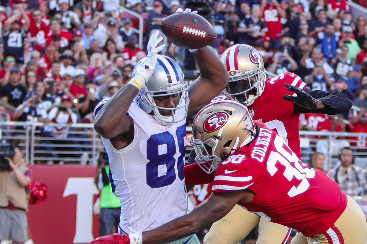 Dez Bryant Apparently Wants To Play For The 49ers Field Gulls