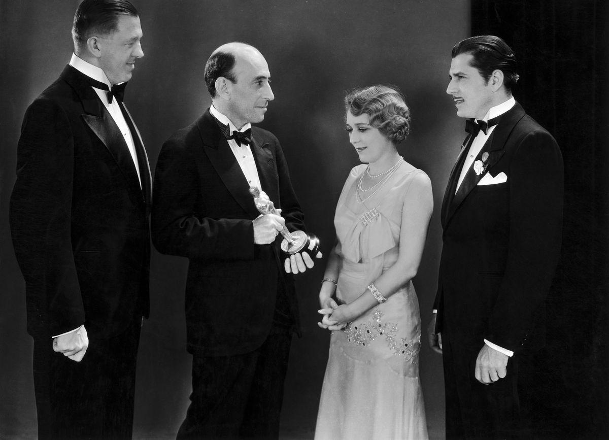 Best Actress Oscar winner Mary Pickford