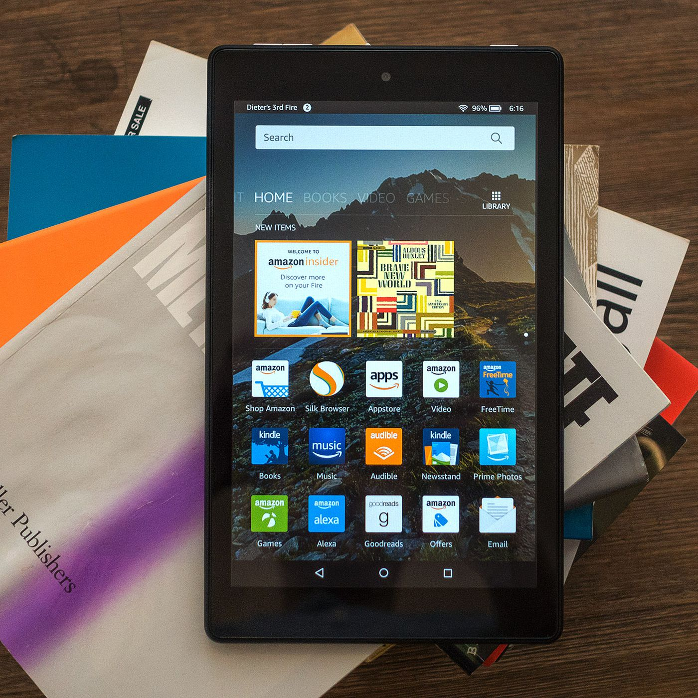 Amazon now lets you place calls through Alexa-enabled tablets - The