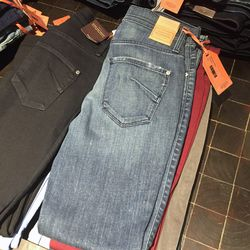 High class skinny jeans, $80