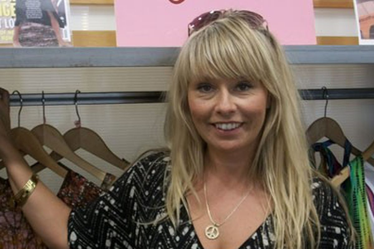 Lotta Stennson is just one of the merchants offering deals (and champagne!) for the West Third Block Party this weekend