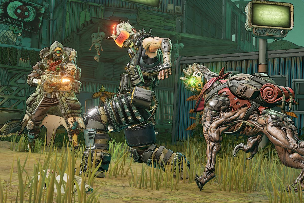 Borderlands 3 has a billion guns, and its most dangerous