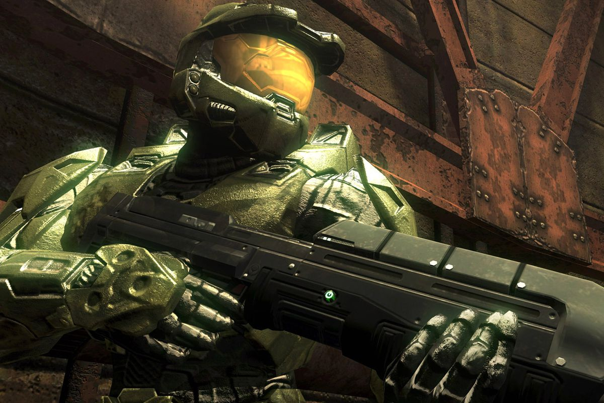 Halo: Master Chief Collection coming to PC - Polygon