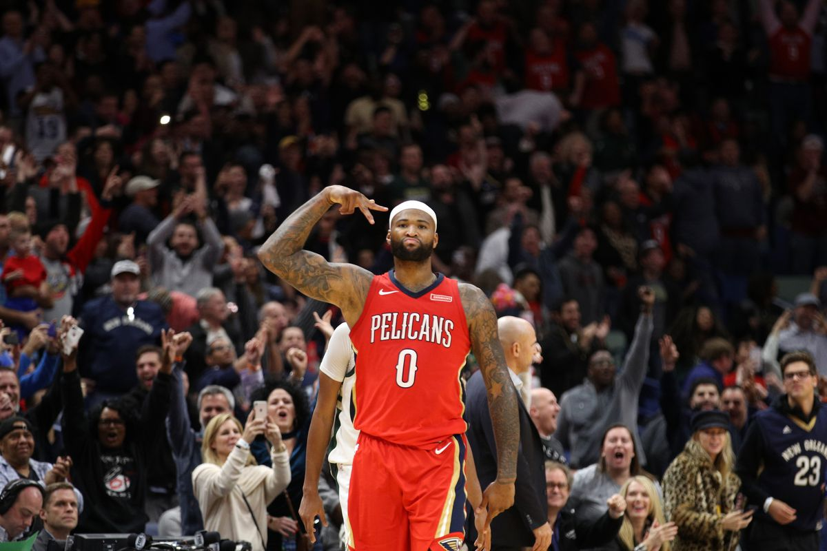 d717189289a DeMarcus Cousins is the most interesting free agent in the NBA (other than  LeBron)