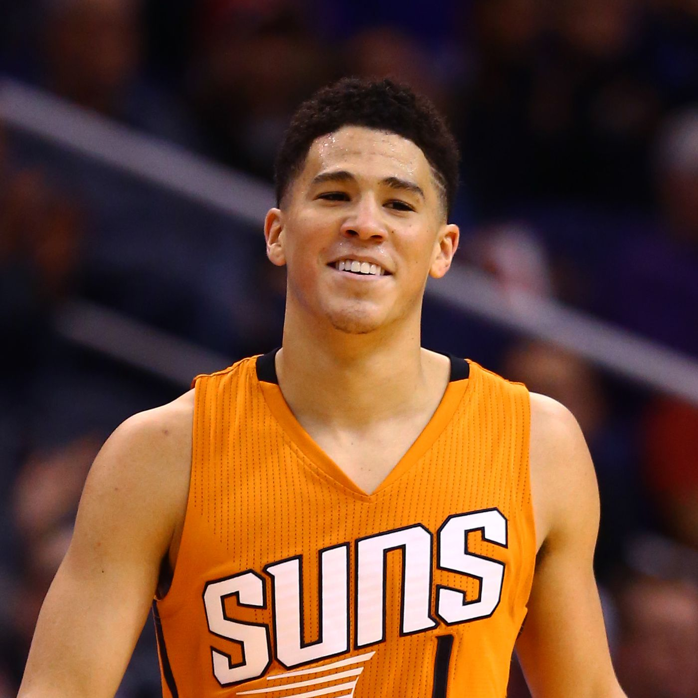 brand new b6aeb c94c2 Devin Booker wants to spend his entire career with the ...