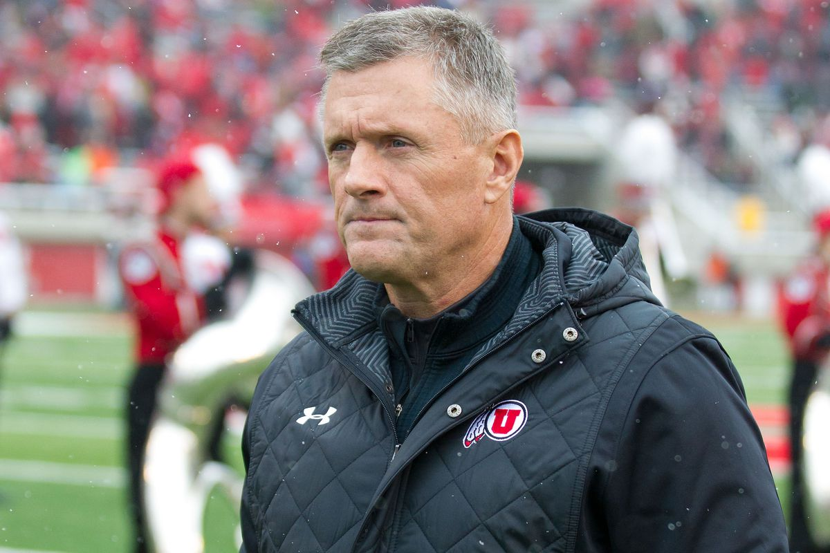 Image result for kyle whittingham utah